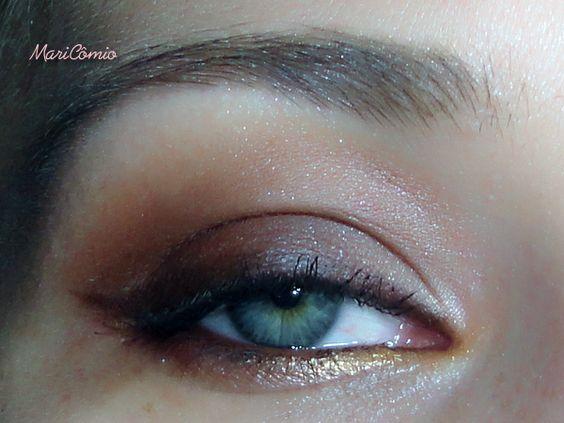 MariCômio: Maquiagem para Formatura, Brincando com as Cores