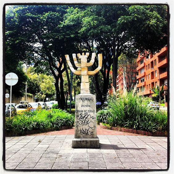 @fritolas shows us Bogota!