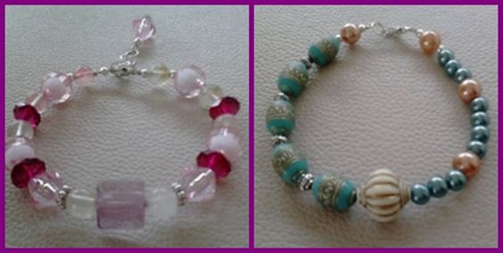 My handmade fashion bracelets