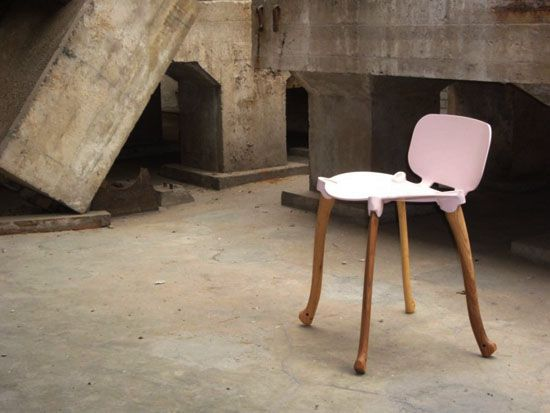 Axechair by Floris Schoonderbeek