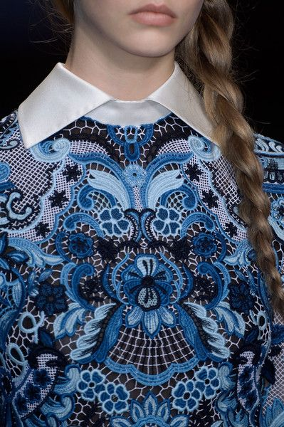 Valentino Fall 2013 - Details