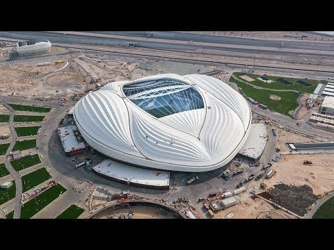 Pin By Norbert 2546 On Hcmc In 2020 Zaha Hadid Zaha Hadid Design World Cup Stadiums