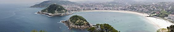 Ciudades Españolas : San Sebastian