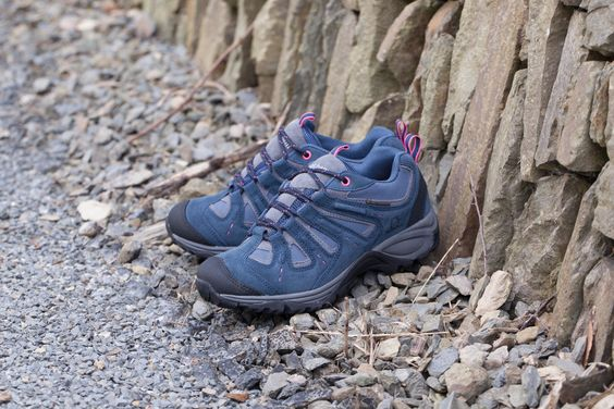 Taking a hike just became a whole lot comfier in a pair of the Whistler waterproof walking shoes.