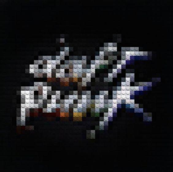 Famous Album Covers Recreated With LEGO Bricks - DesignTAXI.com