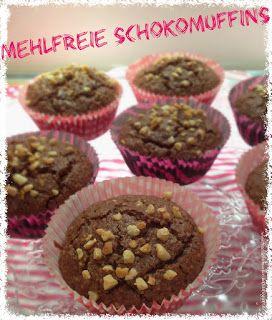 Fräulein Müller kocht : Mehlfreie Schokoladenmuffins