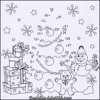 Luxuriose Verbinde Die Punkte Und Die Malvorlagen Mit Einem Weihnachtsbaum Dieser Zu Handen Christmas Tree Drawing Christmas Coloring Pages Christmas Drawing