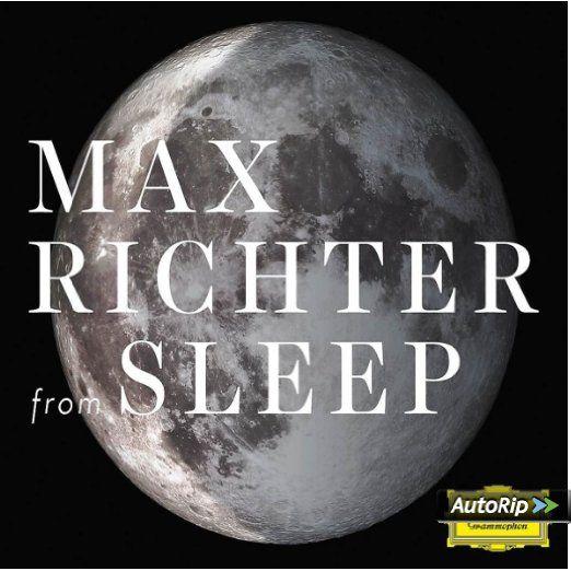 Max Richter, from SLEEP [Vinyl LP]