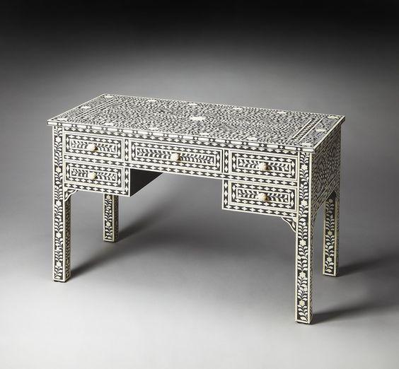 Butler Specialty Bone Inlay Desk 2378070