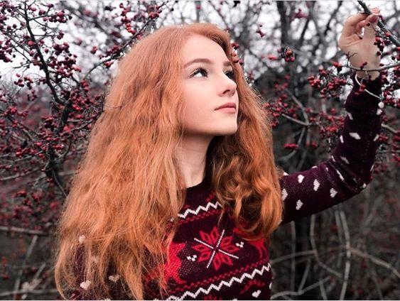 gingerlove. Julia Ademenko