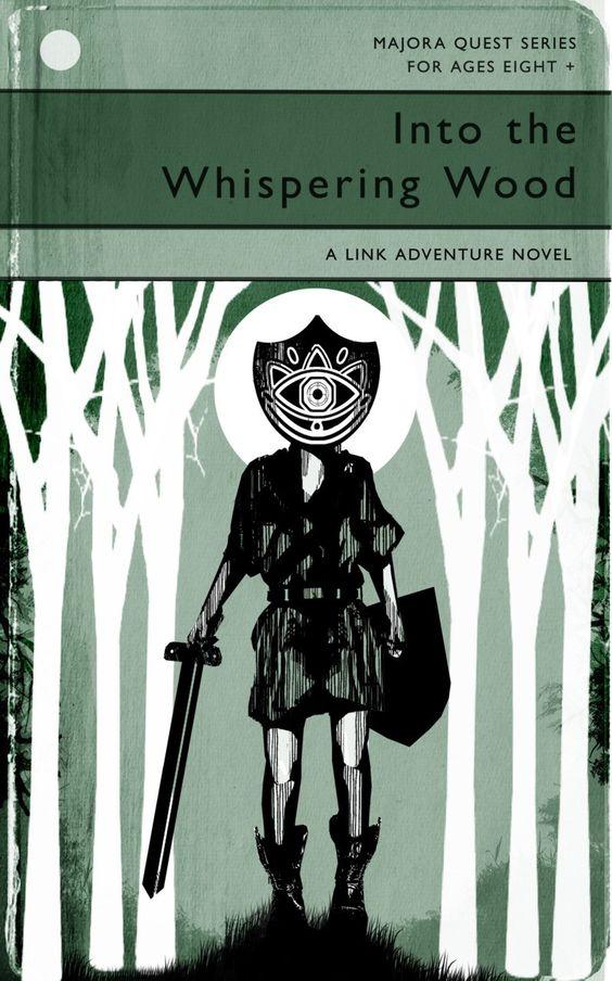 Zelda Book Cover - Imgur