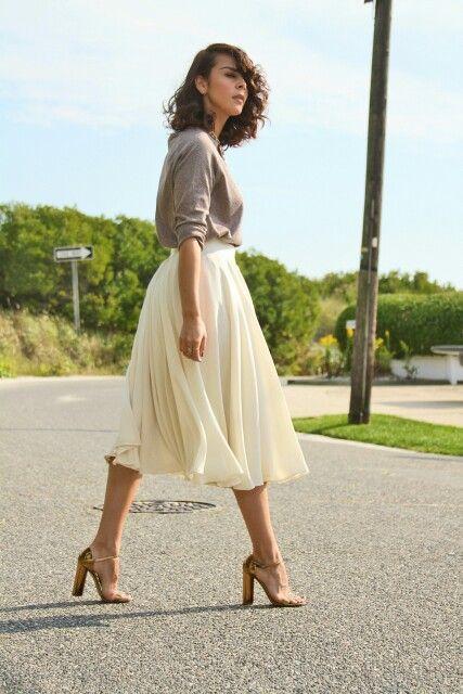 Perfect Midi Skirts
