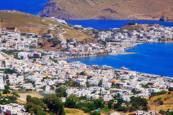 Patmos Island Hotels