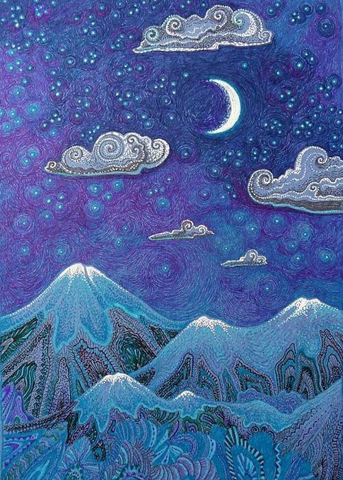 thebeldam:  http://itokashi.deviantart.com/art/Night-326948055