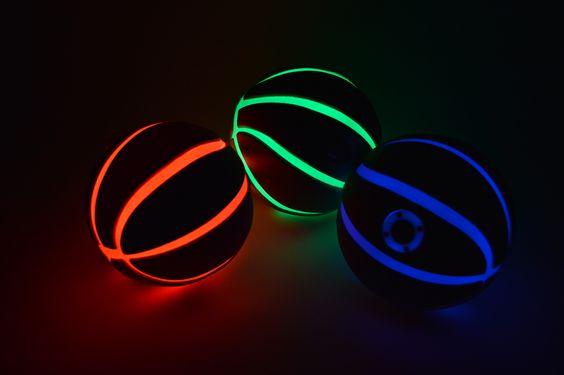 Dude <3 Night Sports Basketball!