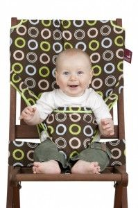 Svan TotSeat portable high chair #giveaway ends 6/30