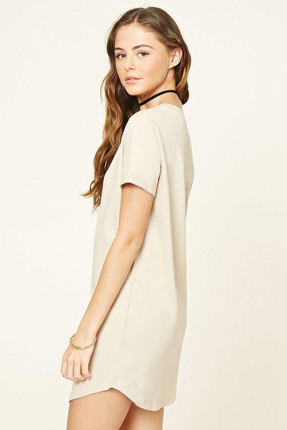 Classic T-Shirt Dress