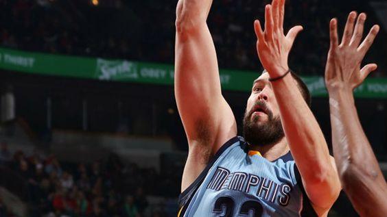Bulls vs Grizzlies: Marc Gasol se lleva el duelo español de la jornada ante el resucitado Mirotic |  http://www.marca.com/baloncesto/nba/2017/03/16/58ca2b6522601ddd308b4679.html