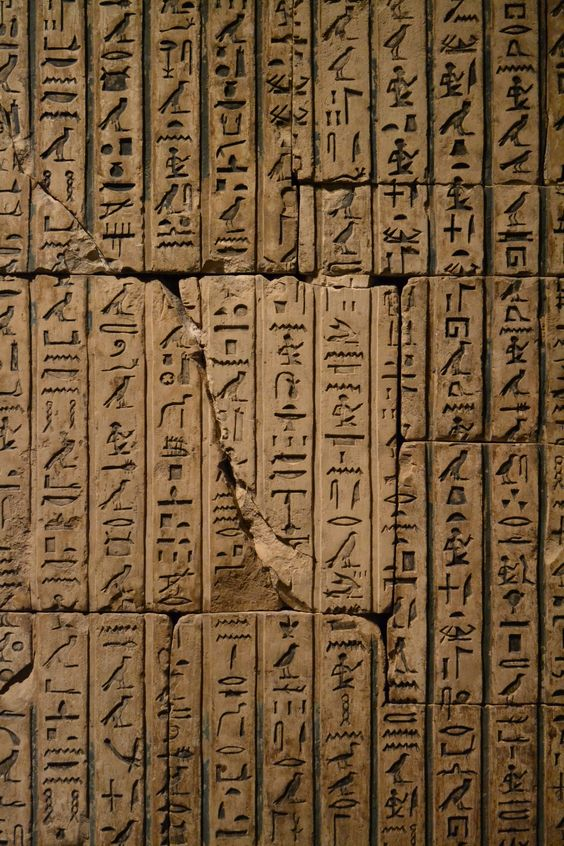 ancient egypt writing system Writing the ancient egyptians believed that it was important to record and  communicate information about religion and government thus, they invented  written.