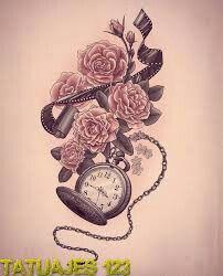 Reloj + Rose