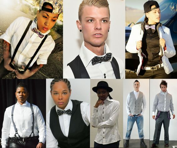 https://www.hautebutch.com?utm_content=buffer55cd0&utm_medium=social&utm_source=pinterest.com&utm_campaign=buffer #androgynous #fashion
