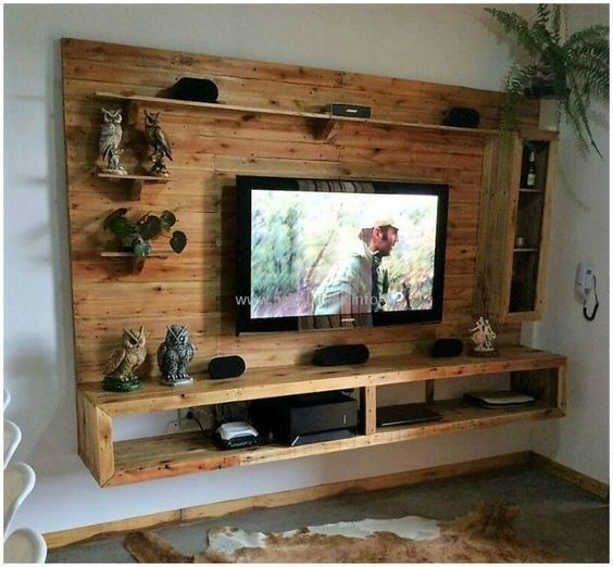 41 Unique Projects Made From Wood Pallets Wooden Pallet