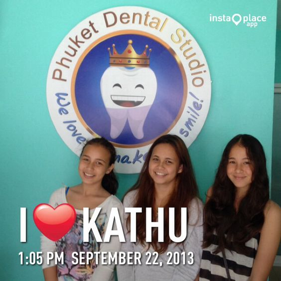 Patient @ Phuket Dental Studii