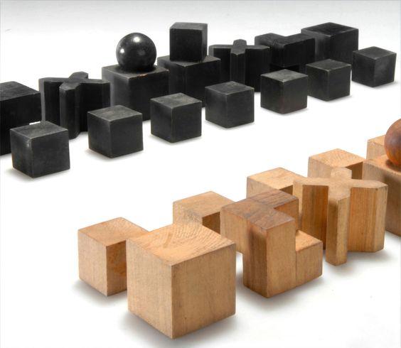 Objectdetail: 083 28 - Schachspiel in Original-Karton