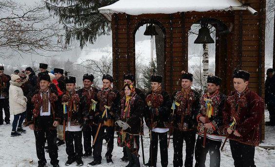#Ukrainian #Styl #Spirit of #Ukraine #Rizdvo #Christmas Vía Karpty Travel