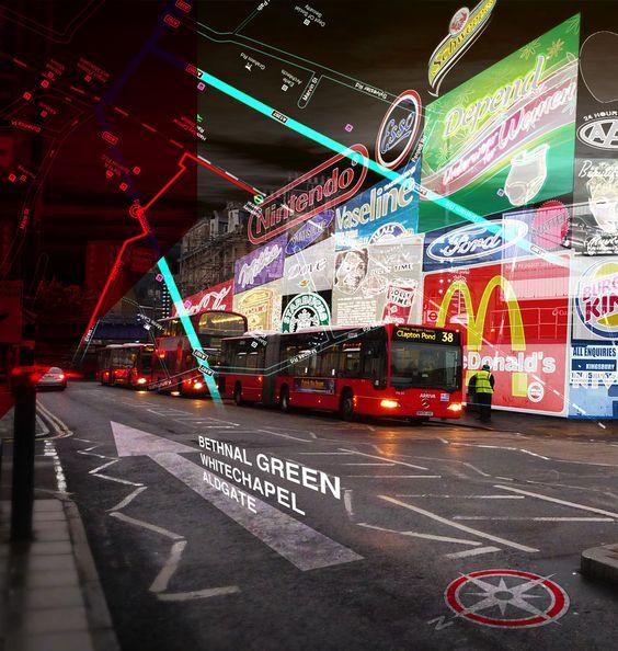 Keiichi Matsuda  Augmented (hyper)Reality: Augmented City  #augmentedreality