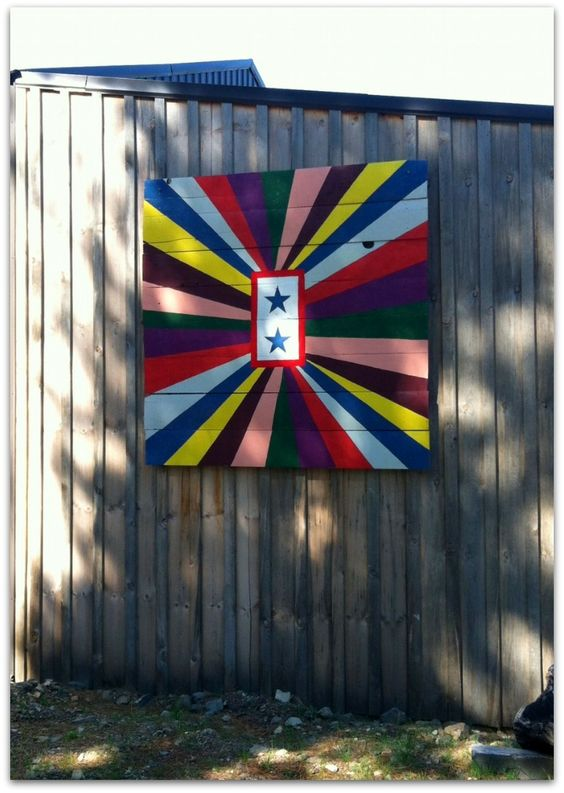 Barn quilts, Barn quilt patterns and Barns on Pinterest