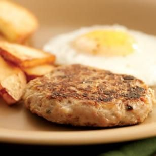 Chicken-Apple Sausage Recipe. Here's a healthier version of your classic breakfast sausage!