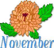 November - November