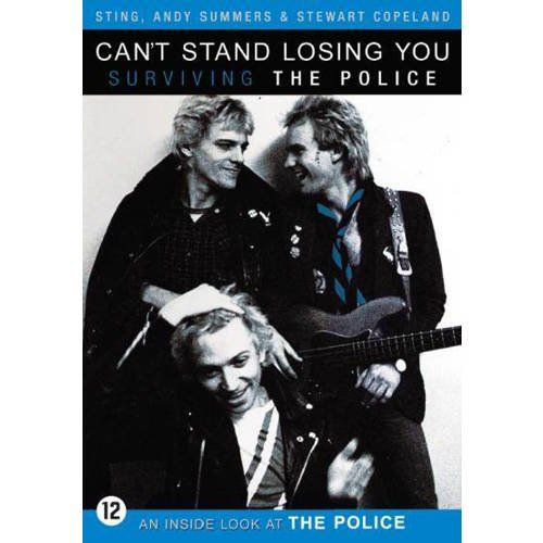 Can T Stand Losing You Surviving The Police Dvd Film Gitarist Regisseurs