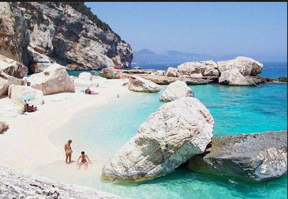 Cala Mariolu Sardegna-Baunei