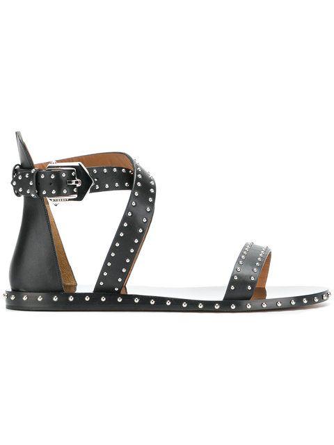 Givenchy Studded Gladiator Sandals Farfetch Studded Gladiator Sandals Gladiator Sandals Black Gladiator Sandals