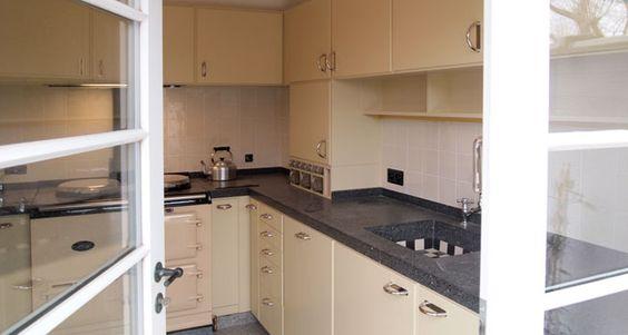 Keuken Renoveren Bruynzeel : Mooie keuken! jaren 30 beligische cubex keuke jaren 30 Pinterest