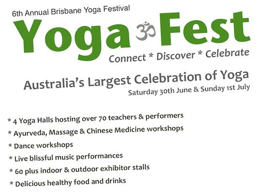 YogaFest | Connect, Discover, Celebrate