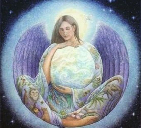Archangel Metatron ~ March Equinox: 10th Dimensional Light Frequencies to Assist Gaia
