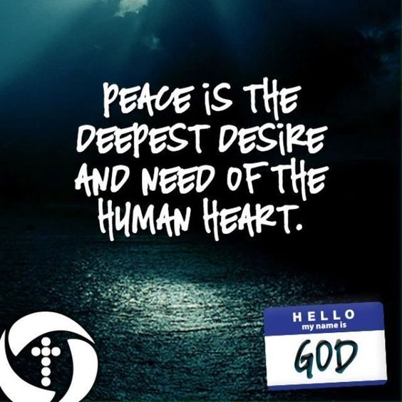 Jehovah Shalom - The Lord is Peace