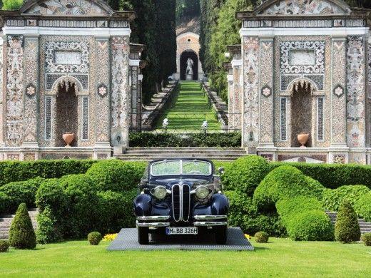 Villa d'Este - Concourso d'Eleganza - Como, Italy