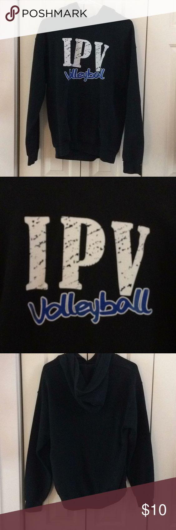 Gilden Volleyball Sweatshirt Black Sweatshirts Volleyball Sweatshirts Black Sweatshirts