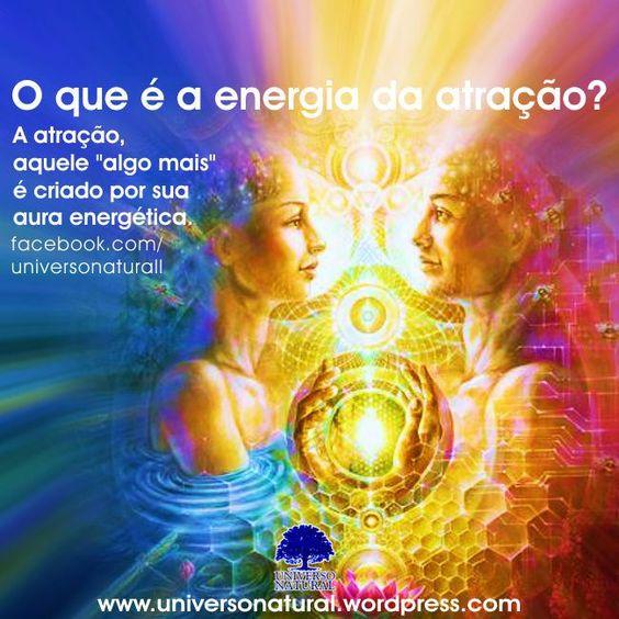 O que é a energia da atração