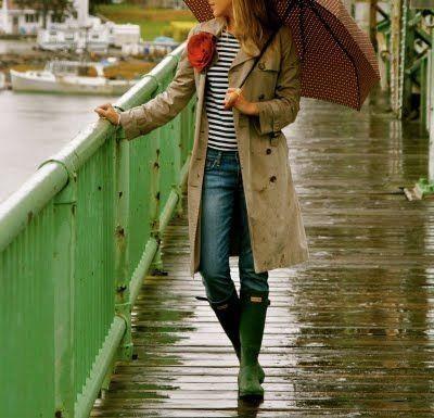 perfect rainy day.