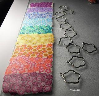Zuleykha's polymer clay: My new beads