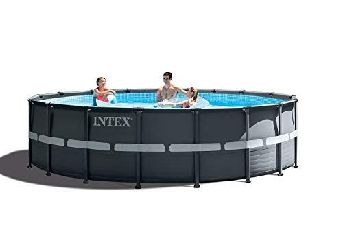 Intex Kit Piscine Ultra Xtr Ronde 5 49 X 132 M Piscine De