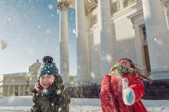 Winterspaß in Helsinki 2015   Helsinki Blog   Bild: Helsinki City Tourist & Convention Bureau/Rami Hanafi