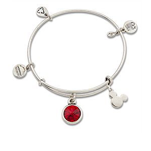 Disney Mickey Mouse Birthstone Bangle by Alex and Ani - September of course.  :)
