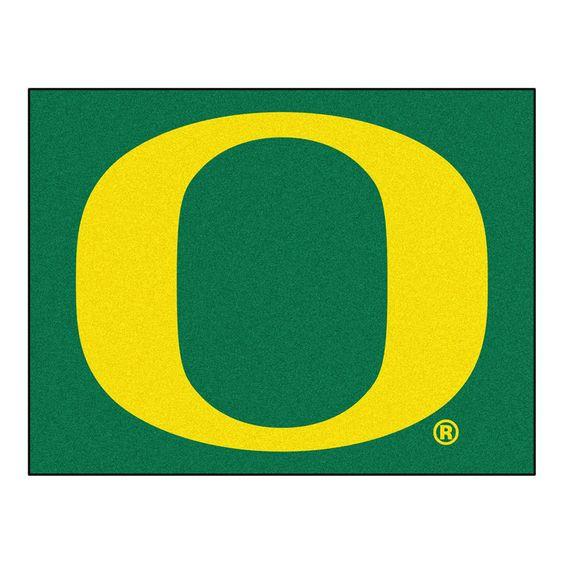 Oregon Ducks NCAA All-Star Floor Mat (34x45)