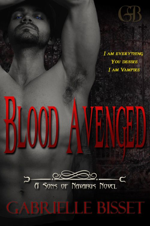 Cover of Blood Avenged